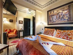 Le Caspien Hotel Marrakesh - Vendégszoba