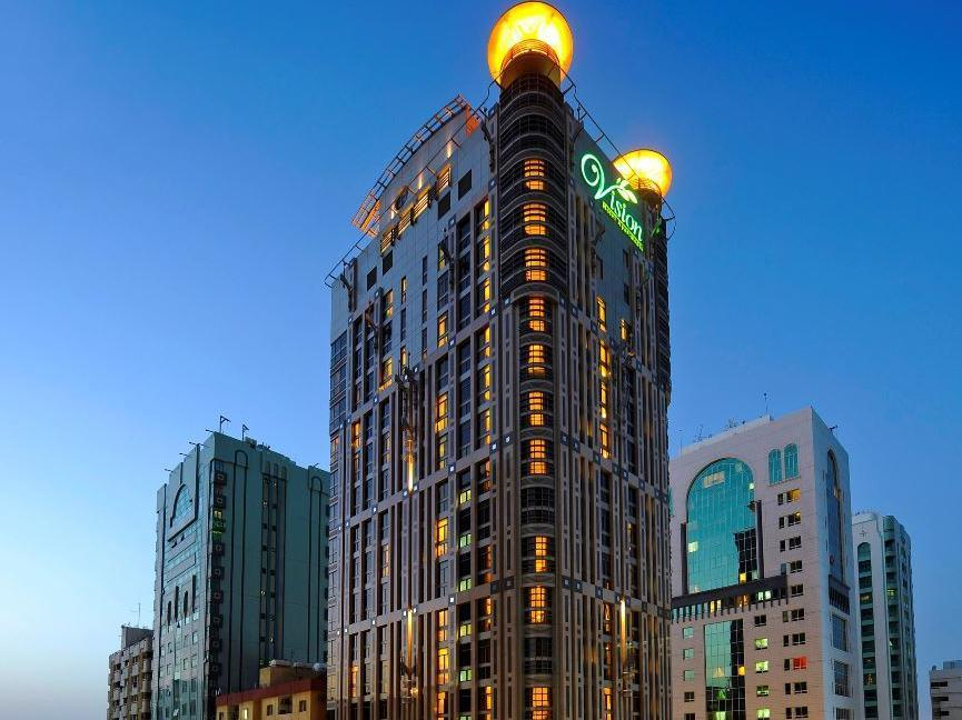Vision Hotel Apartments - Hotels and Accommodation in United Arab Emirates, Middle East