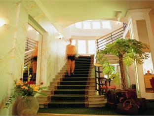 St Petersbourg Hotel تالين - المظهر الداخلي للفندق