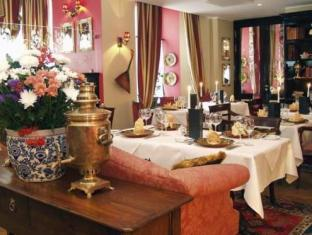 St Petersbourg Hotel تالين - المطعم