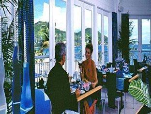 Divi Carina Bay Resort Casino Saint Croix Island - Restaurant
