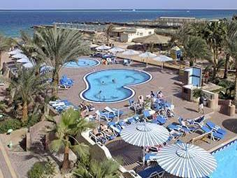 The Three Corners Triton Empire Beach Resort Hurghada