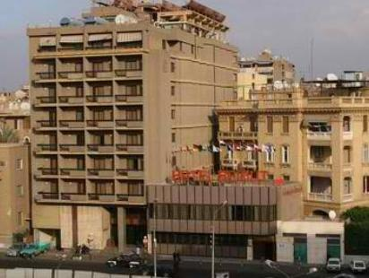 Beirut Hotel Cairo - Exterior