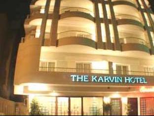 ザ カーヴィン ホテルの外観