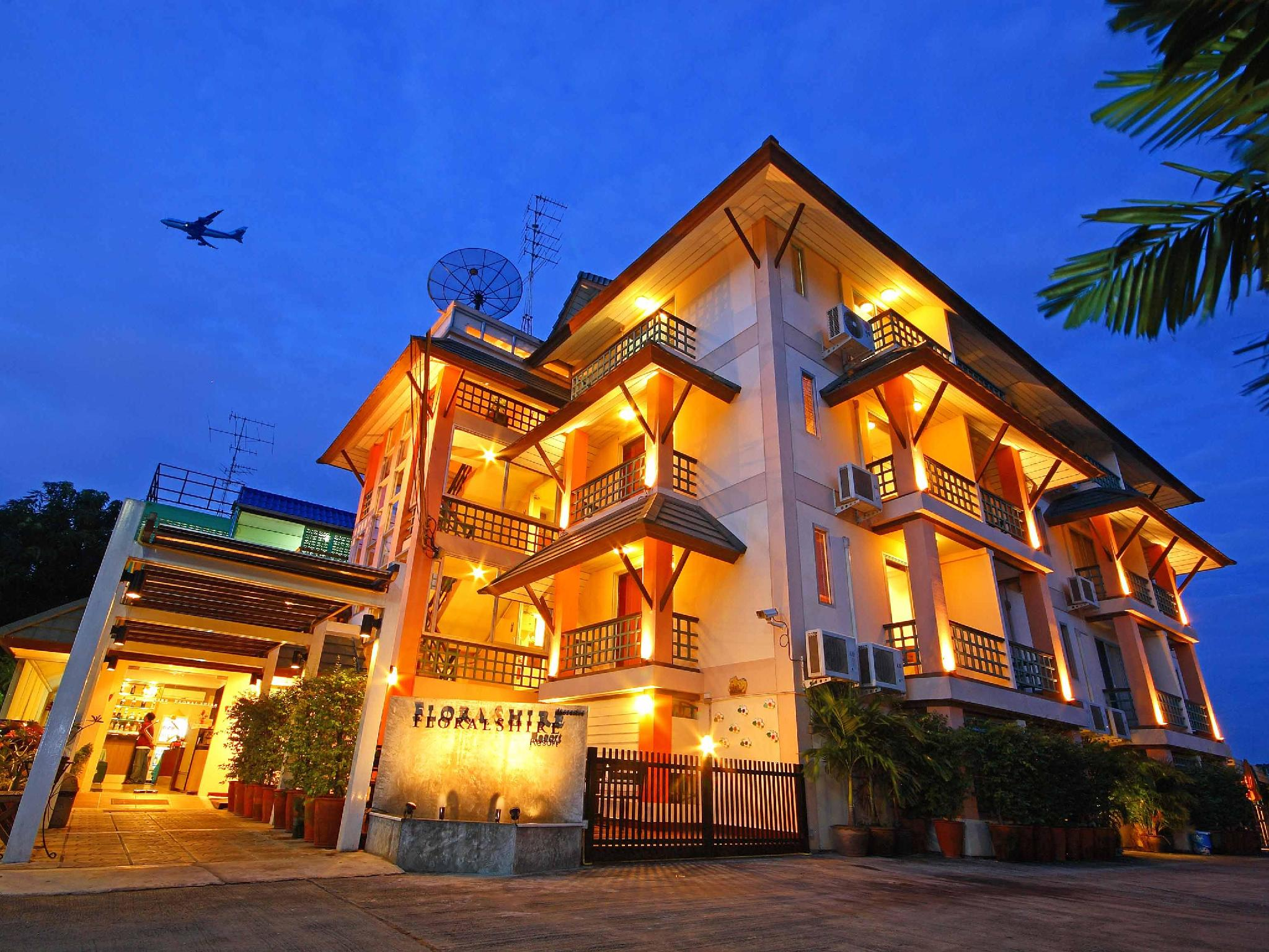 Floral Shire Resort - Hotels and Accommodation in Thailand, Asia