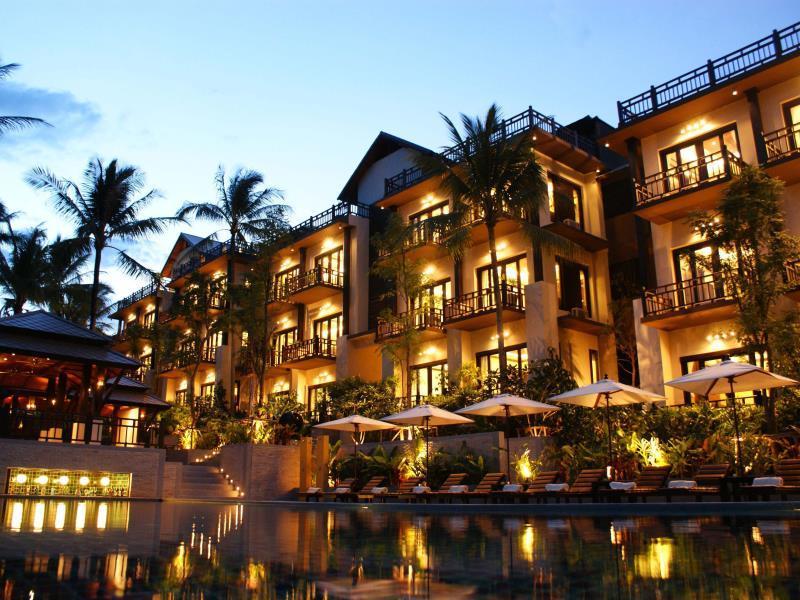 Hotell Kirikayan Luxury Pool Villas   Spa Hotel i , Samui. Klicka för att läsa mer och skicka bokningsförfrågan