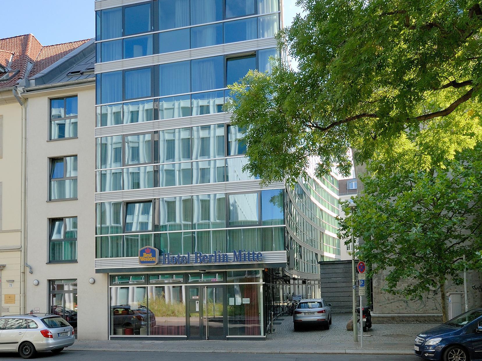 Best Western Berlin Mitte - Hotell och Boende i Tyskland i Europa