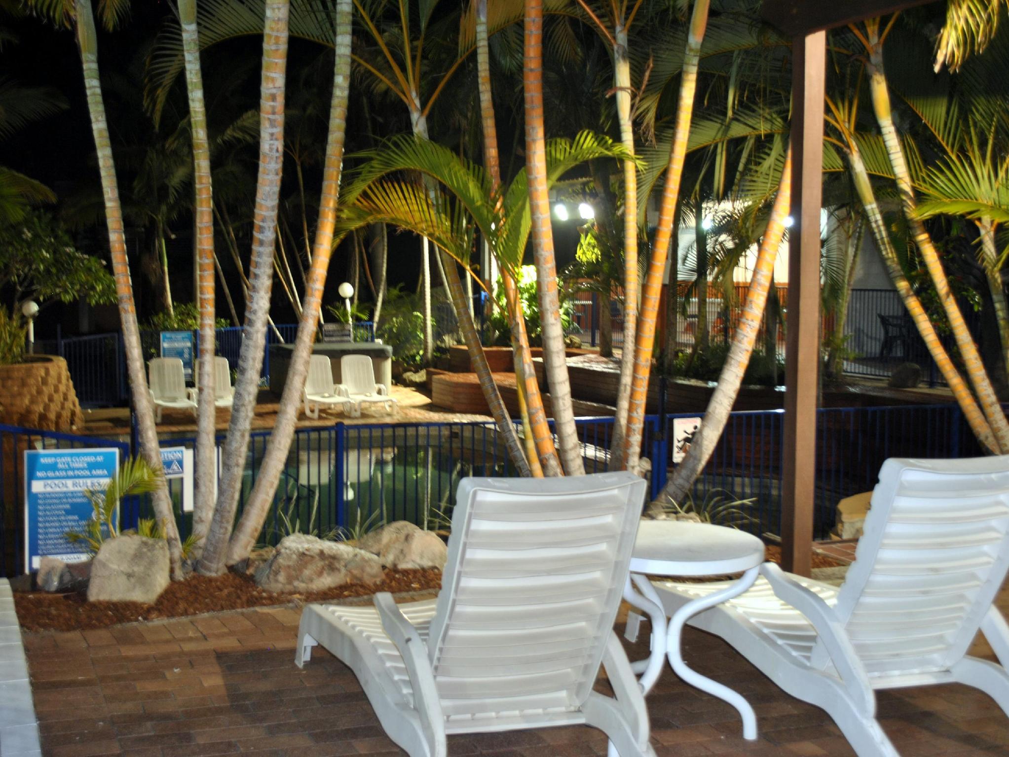 Club Surfers Hotel - Hotell och Boende i Australien , Guldkusten