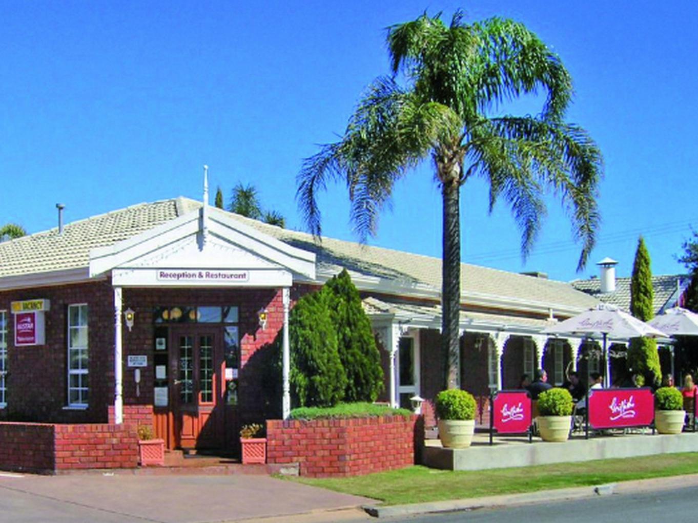John Pirie Motel - Hotell och Boende i Australien , Port Pirie