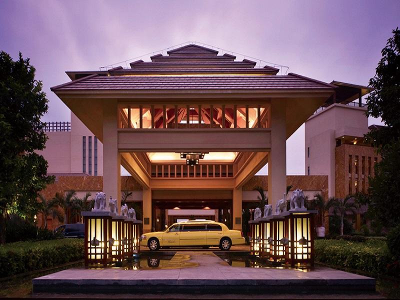Narada Resort & Spa Sanya Bay