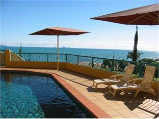 Toscana Village Resort Whitsunday Islands - Front Swimming Pool