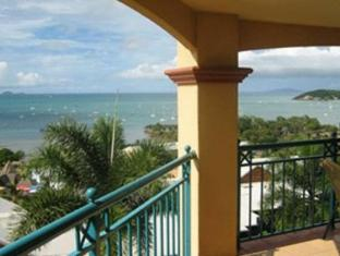 Toscana Village Resort Whitsundays - Balkon/Terras