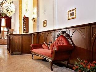 King Charles Boutique Hotel Residence Praag - Lobby