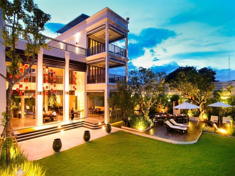 Aruntara Riverside Boutique Hotel - Hotels and Accommodation in Thailand, Asia