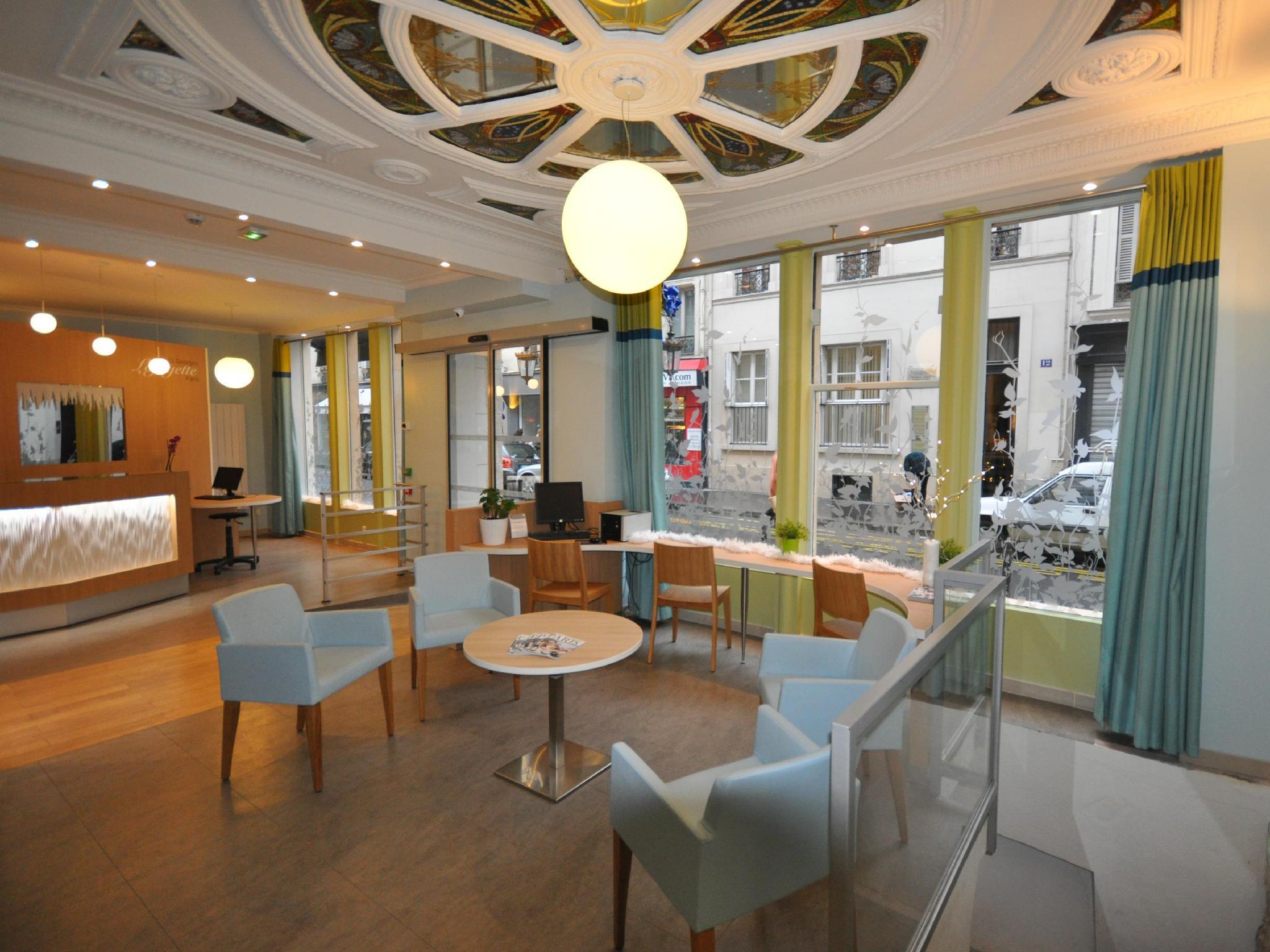 Hotel Saint Georges Lafayette - Hotell och Boende i Frankrike i Europa
