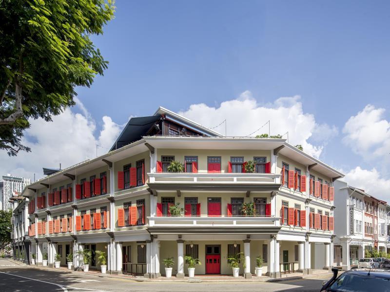 Hotel Mewah Di Singapura