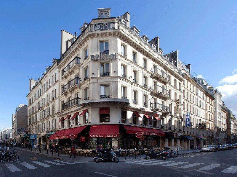 Hotel Bristol Republique - Hotell och Boende i Frankrike i Europa