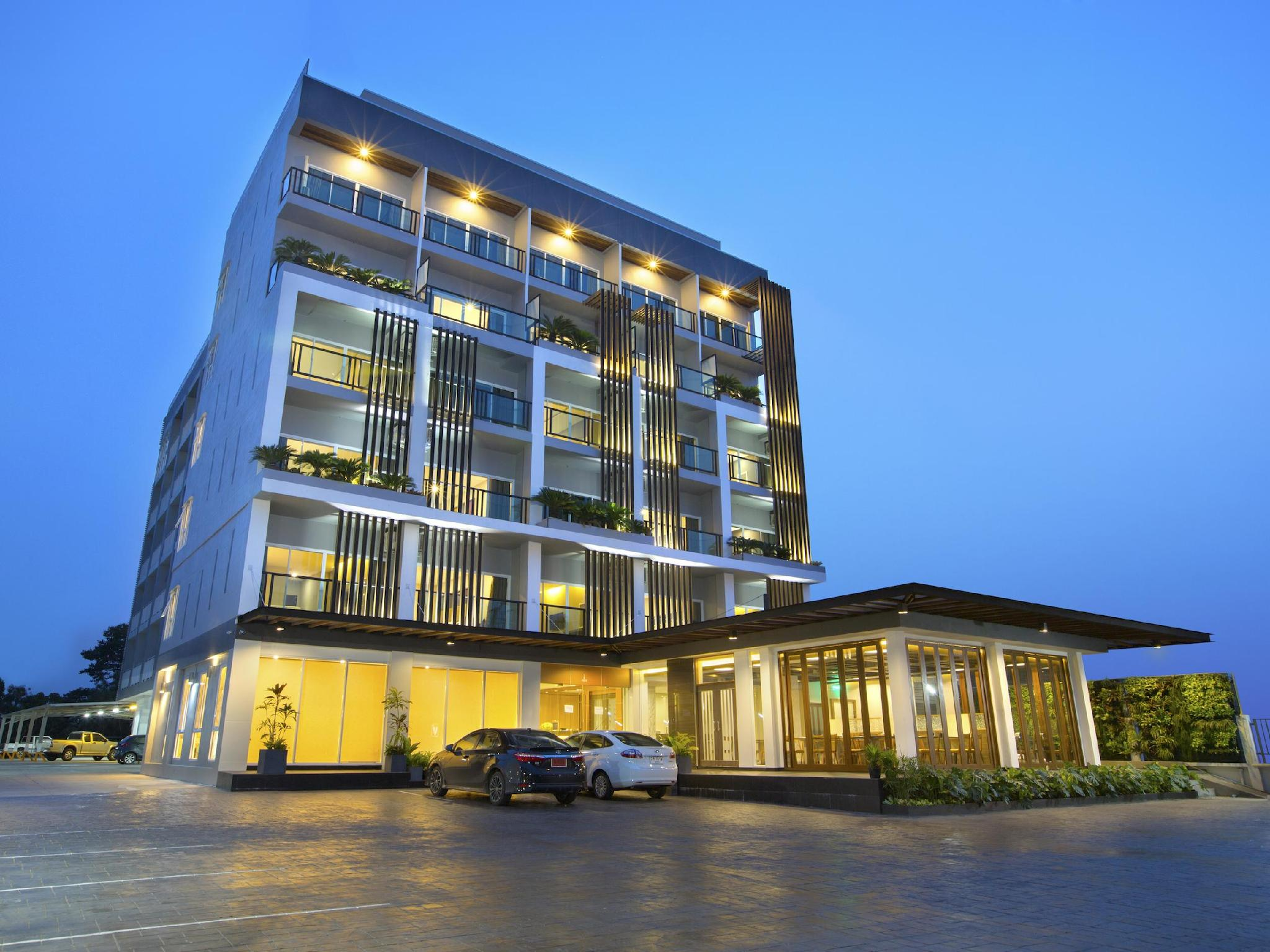 V Hotel Ubon Ratchathani - Hotels and Accommodation in Thailand, Asia