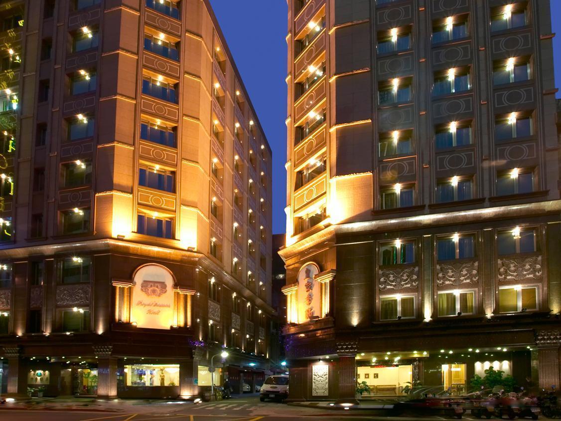 Royal Seasons Hotel Taipei-Nanjing W