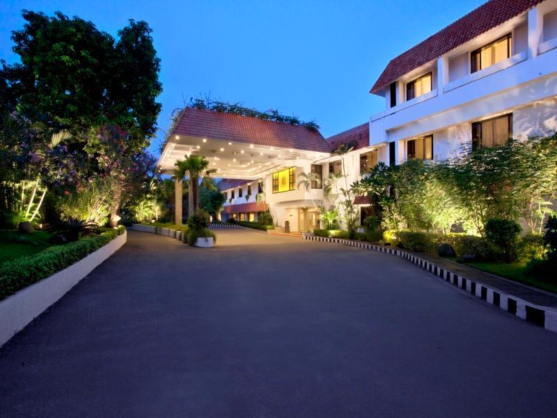 Trident Chennai Hotel - Hotell och Boende i Indien i Chennai