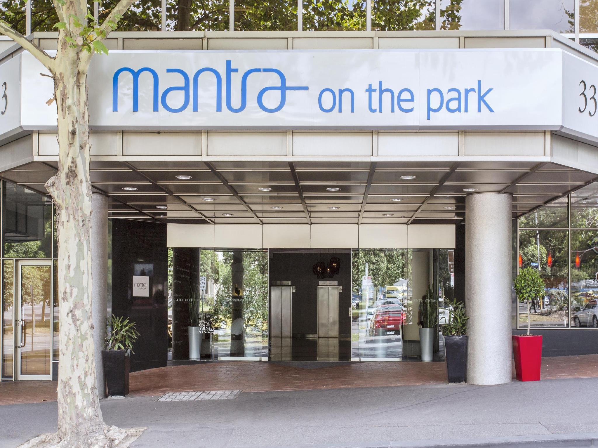 Mantra on the Park Hotel - Hotell och Boende i Australien , Melbourne