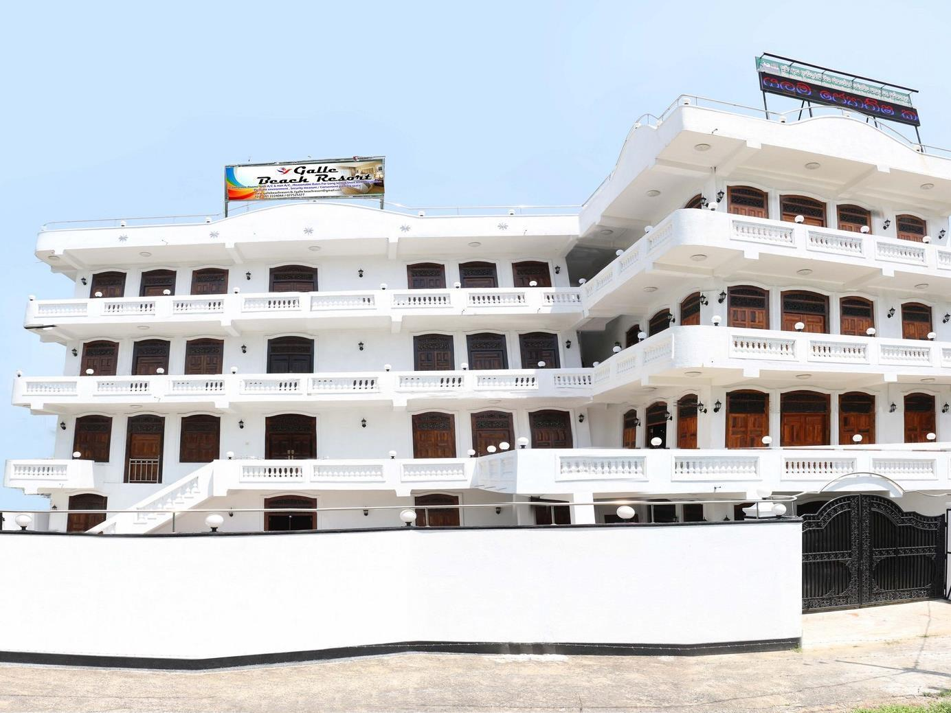 Galle Holiday Resort - Hotels and Accommodation in Sri Lanka, Asia