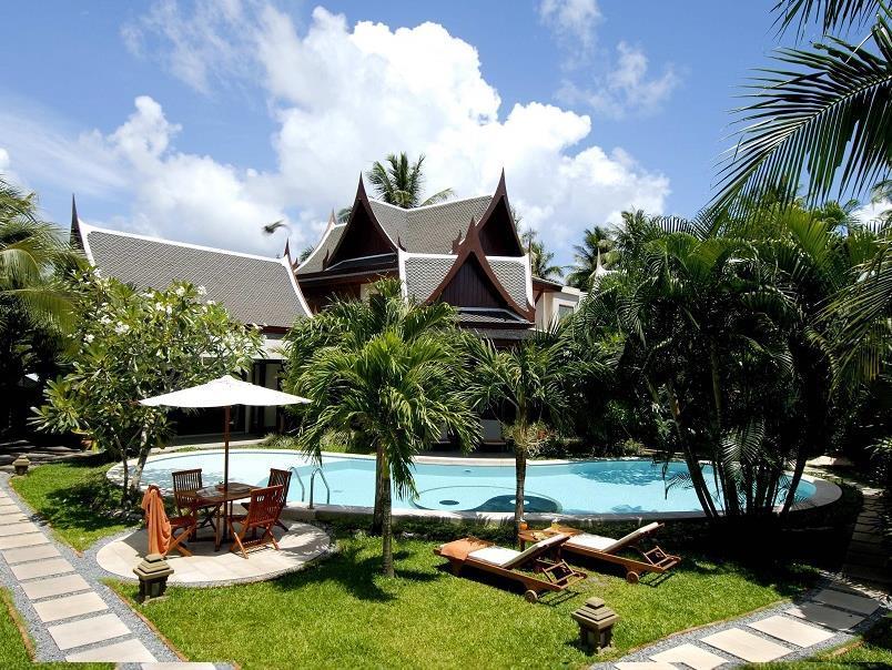 The Himmaphan Villa - Hotell och Boende i Thailand i Asien