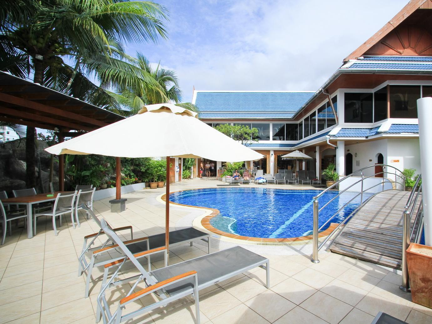 The Yorkshire Hotel - Hotels and Accommodation in Thailand, Asia