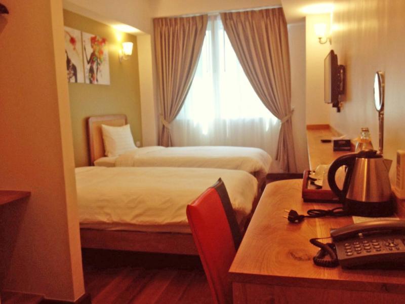 コージー アット 9 ホテル アンド キッチン(Cozy At 9 Hotel And Kitchen)