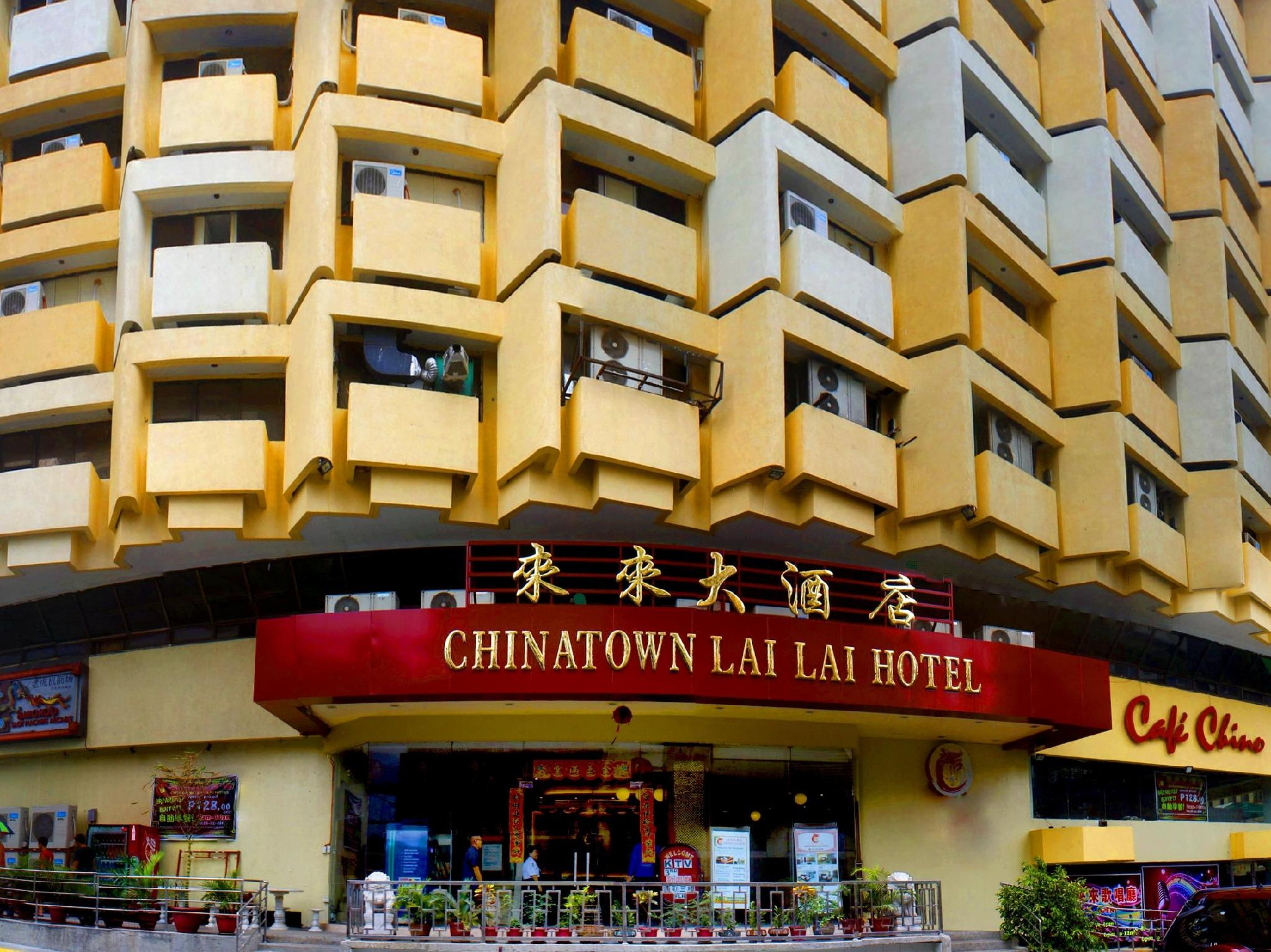Chinatown Lai Lai Hotel - Hotels and Accommodation in Philippines, Asia