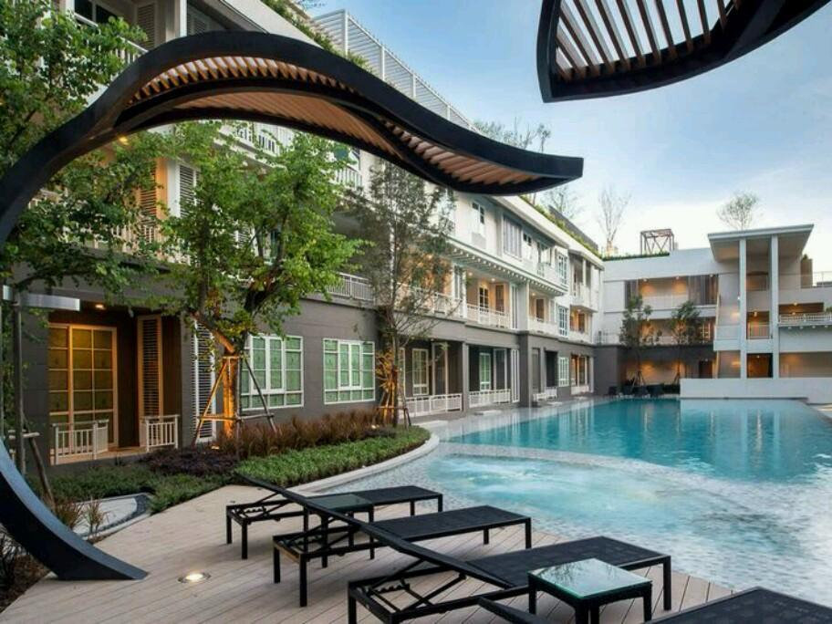 Autumn A106 By Hua Hin Holiday Condo - Hotels and Accommodation in Thailand, Asia