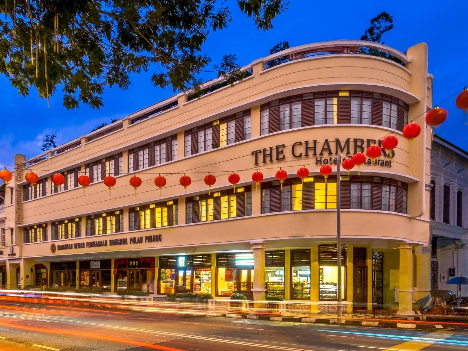 The Chambers Hotel - Hotels and Accommodation in Malaysia, Asia