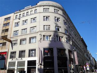 Hotel Pension Continental Vienna - Outside view