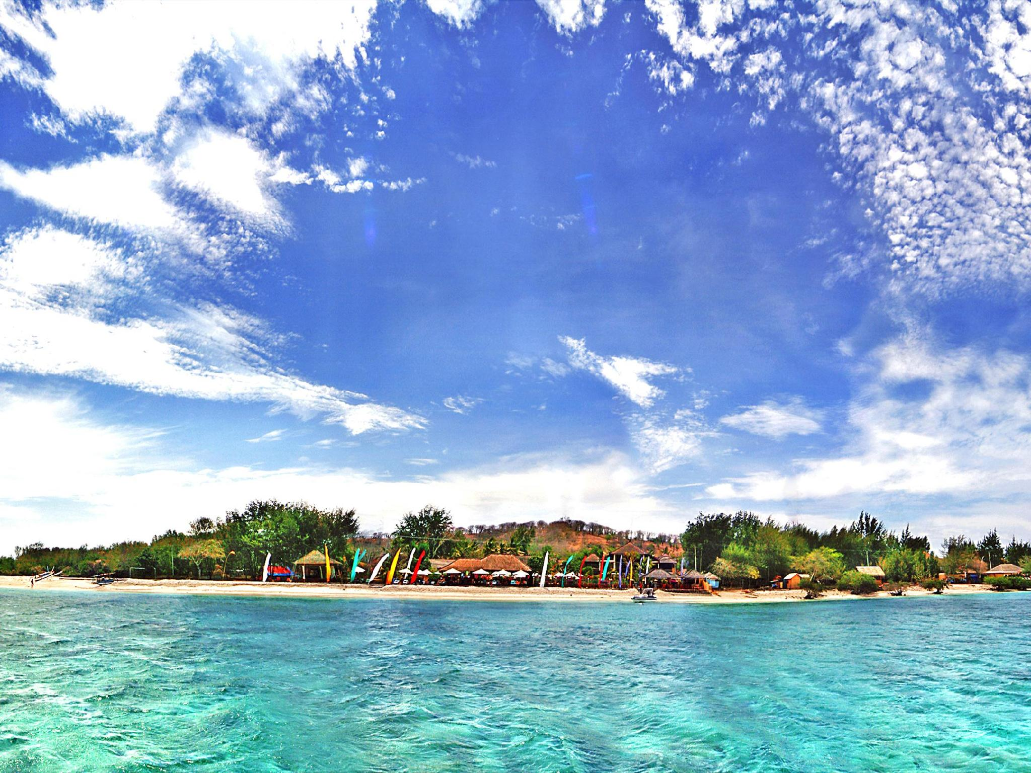 Pearl of Trawangan Resort - Hotels and Accommodation in Indonesia, Asia