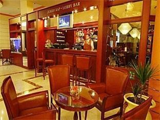 Гостиница Арбат - Лобби-бар.