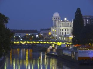 Hotel Capricorno Vienna - View