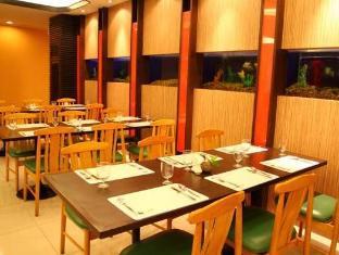 曼谷格蘭維爾酒店 曼谷 - 餐廳