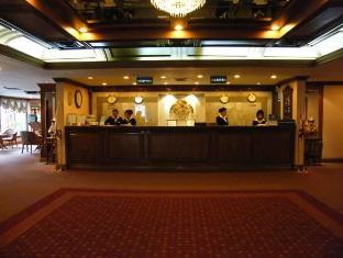 曼谷格蘭維爾酒店 曼谷 - 接待處