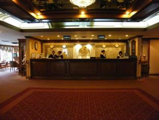 Grande Ville Hotel Bangkok - Kaunter Tetamu