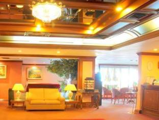 Grande Ville Hotel Bangkok - avla