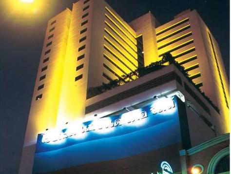 Grande Ville Hotel Bangkok - zunanjost hotela