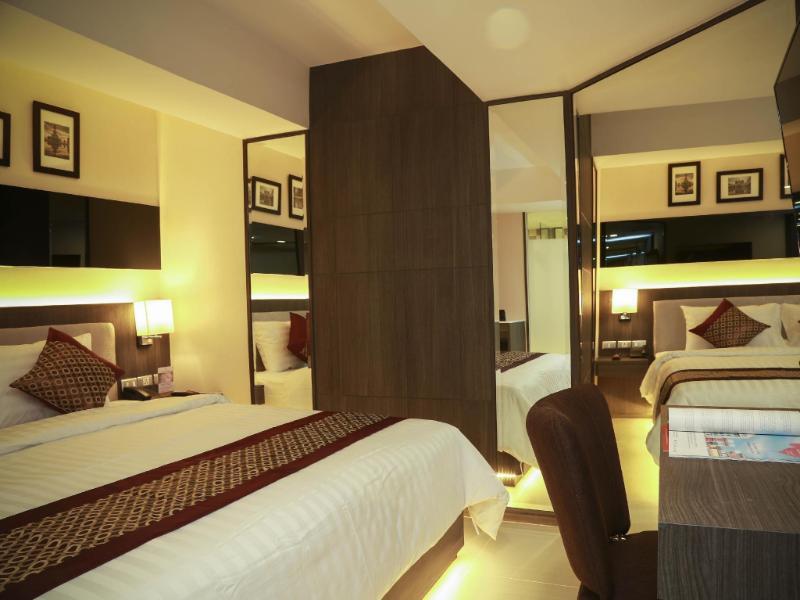 【スクンビット ホテル】ダブル ワン ホテル バイ アスピラ(Double One Hotel by Aspira)