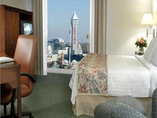 Niagara falls courtyard hotel by marriott air terjun niagara (on