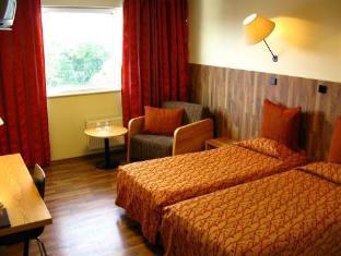 Metropole Roseni Hotel טלין - חדר שינה
