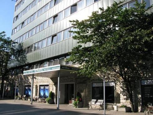 Metropole Roseni Hotel Tallinn - Exterior