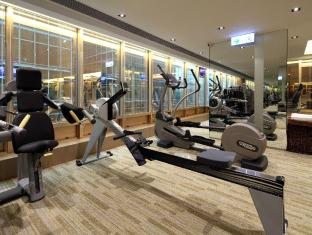 The Royal Pacific Hotel and Towers Hongkong - Fitnessrum