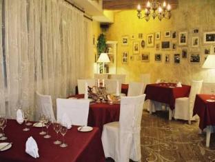 Taanilinna Hotel טלין - מסעדה
