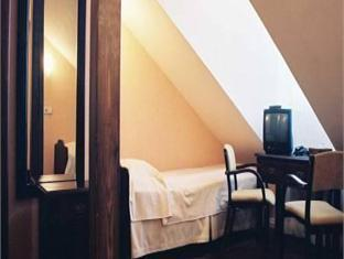 Taanilinna Hotel טלין - חדר שינה
