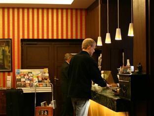 Hotel Bogota Berlin - recepcija