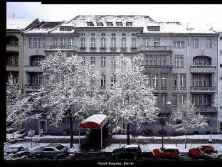 Hotel Bogota Berlin - Hotel z zewnątrz